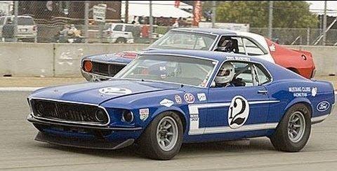 DAn Gurney Shelby Boss 302